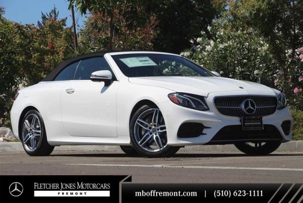 2020 Mercedes-Benz E-Class in Fremont, CA