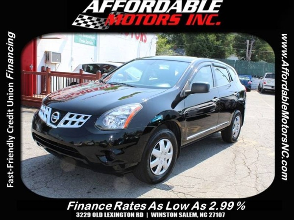 2015 Nissan Rogue Select in Winston-Salem, NC