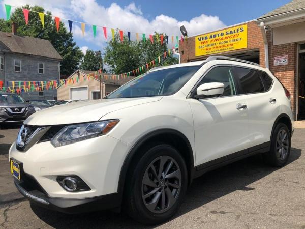 2016 Nissan Rogue in Hartford, CT