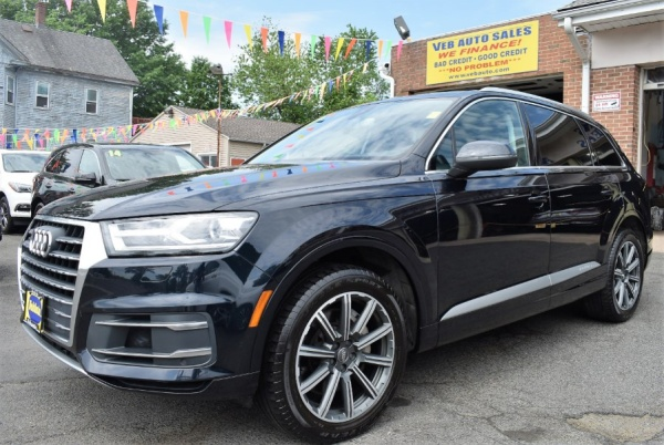 2017 Audi Q7 in Hartford, CT