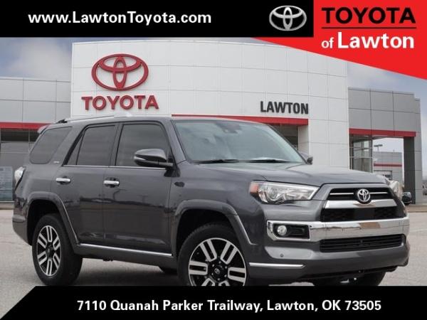 2020 Toyota 4Runner in Lawton, OK