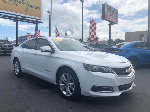 2017 Chevrolet Impala in Miami, FL