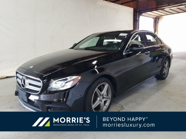 2017 Mercedes-Benz E-Class in Maplewood, MN