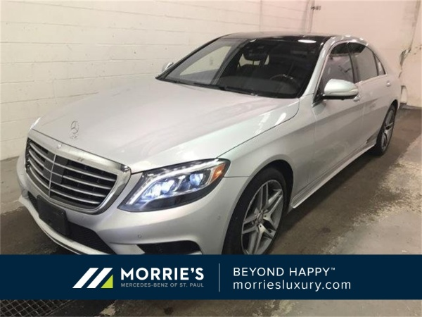 2016 Mercedes-Benz S-Class in Maplewood, MN