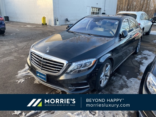 2015 Mercedes-Benz S-Class in Maplewood, MN
