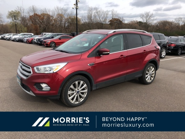 2017 Ford Escape in Maplewood, MN