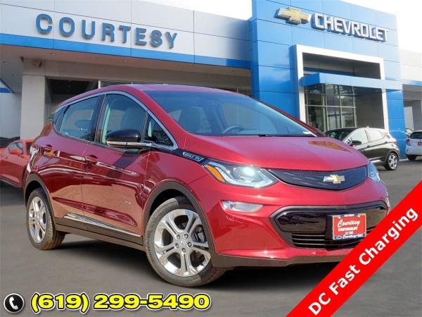 2019 Chevrolet Bolt EV in San Diego, CA