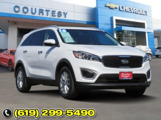 Exceptional Used 2016 Kia Sorento LX I4 FWD For Sale In San Diego, CA