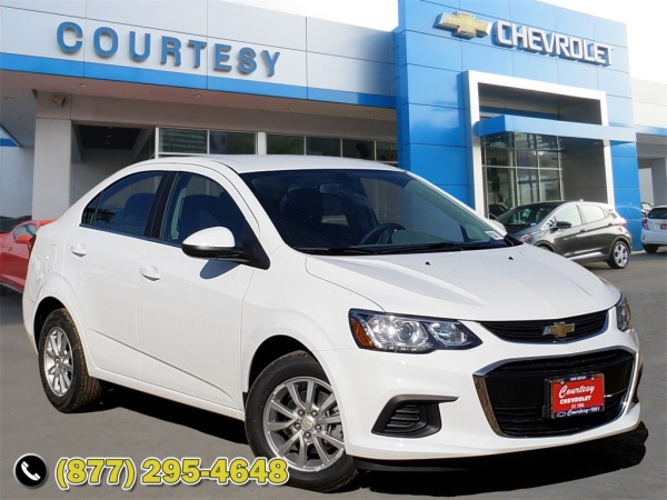 2020 Chevrolet Sonic in San Diego, CA