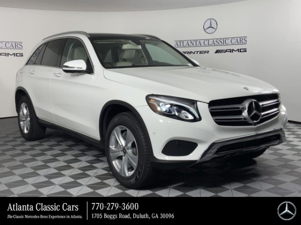 2018 Mercedes-Benz GLC in Duluth, GA