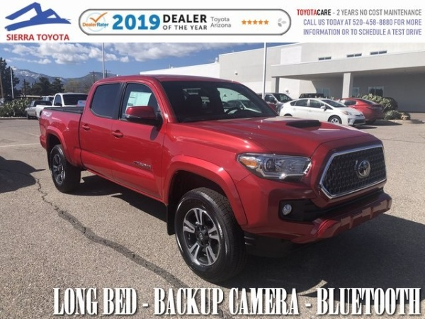2019 Toyota Tacoma TRD Sport Double Cab 6' Bed V6 4WD