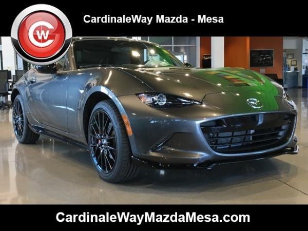 2019 Mazda MX-5 Miata Club