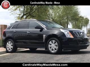 2016 Cadillac Crossover >> Used 2016 Cadillac Srxs For Sale Truecar
