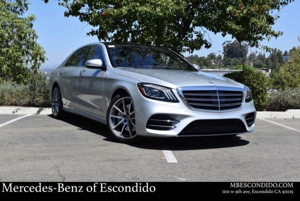 2019 Mercedes-Benz S-Class in Escondido, CA