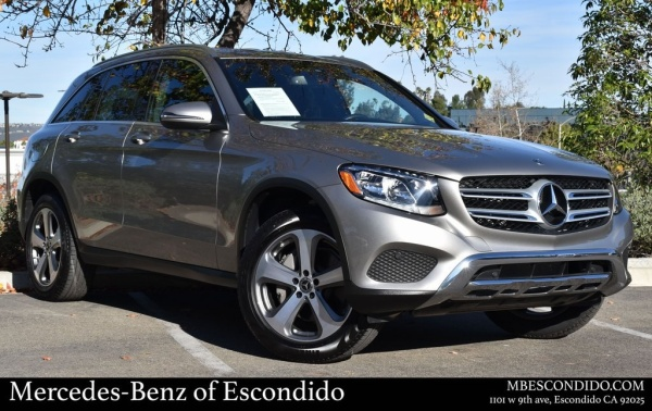 2019 Mercedes-Benz GLC in Escondido, CA