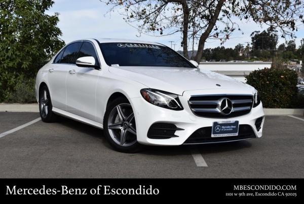 2018 Mercedes-Benz E E 400