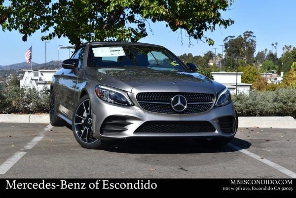 2020 Mercedes-Benz C-Class in Escondido, CA
