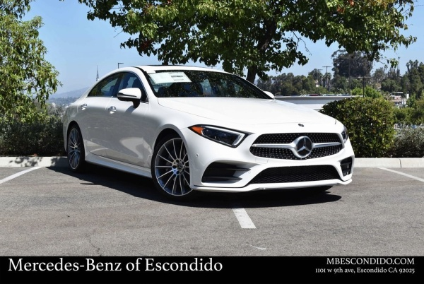 2019 Mercedes-Benz CLS in Escondido, CA