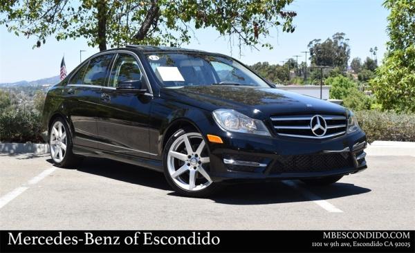 2014 Mercedes-Benz C-Class in Escondido, CA