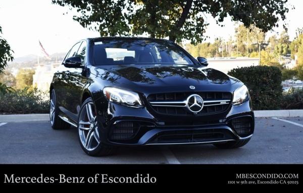 2019 Mercedes-Benz E AMG E 63 S