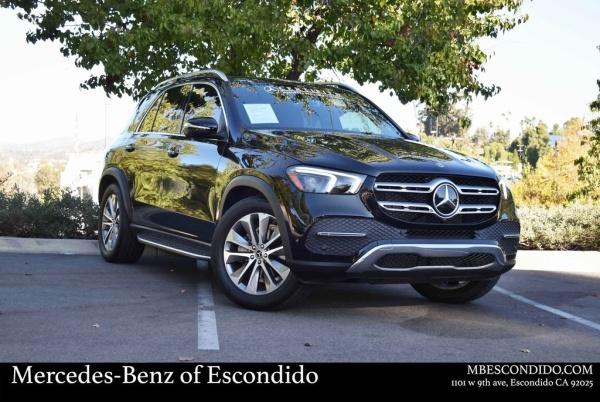 2020 Mercedes-Benz GLE-Class GLE 350 4MATIC
