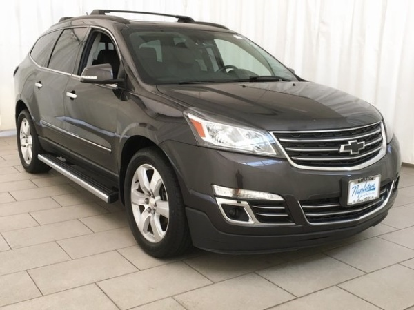 2017 Chevrolet Traverse in Lansing, IL