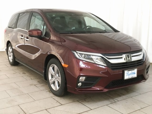 2020 Honda Odyssey in Lansing, IL