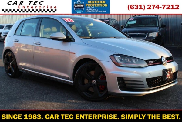 2016 Volkswagen Golf GTI in Deer Park, NY