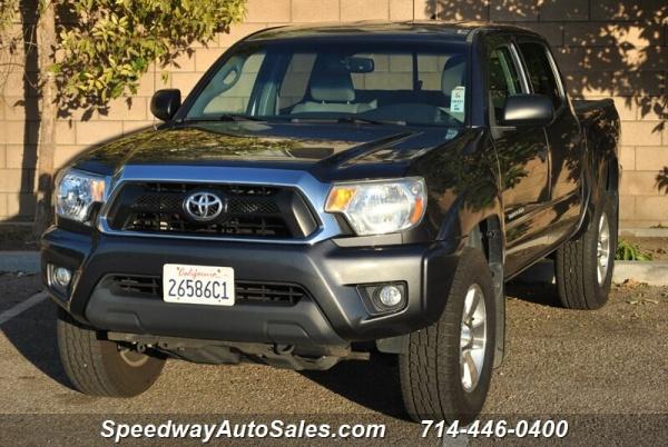 2012 Toyota Tacoma in Fullerton, CA