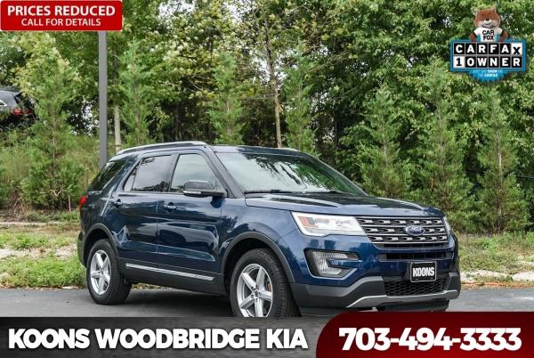 2017 Ford Explorer in Woodbridge, VA