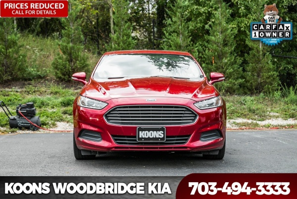 2015 Ford Fusion in Woodbridge, VA