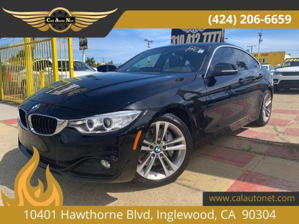 2016 BMW 4 Series in Inglewood, CA