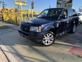 2008 land rover range rover sport hse for sale in inglewood ca