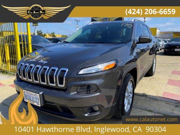 2017 Jeep Cherokee in Inglewood, CA