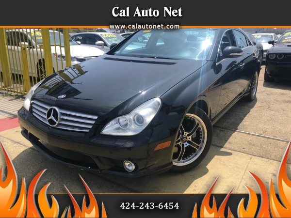 2007 Mercedes Benz Cls 4dr Sedan 5 5l