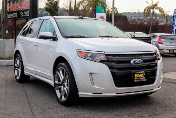 2013 Ford Edge in La Habra, CA