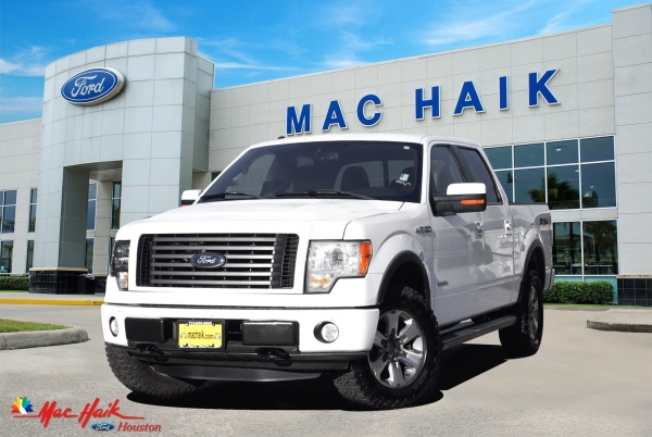 2011 Ford F-150 in Houston, TX