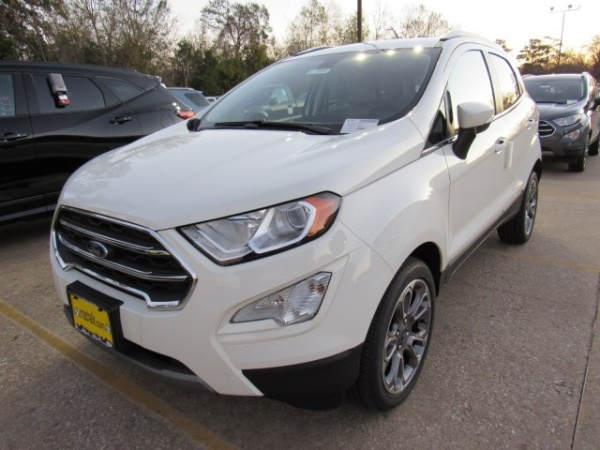 2019 Ford EcoSport in Houston, TX