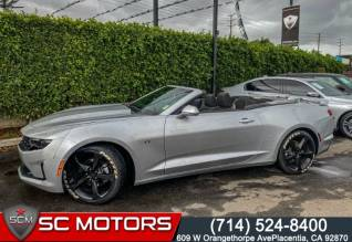 Used Chevrolet Camaro Convertibles For Sale Truecar