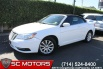 2012 Chrysler 200 Touring Convertible for Sale in Placentia, CA