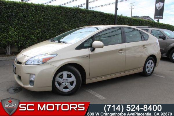 2011 Toyota Prius in Placentia, CA