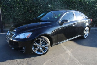 Used 2011 Lexus IS IS 250 Sedan RWD Automatic For Sale In Placentia, CA