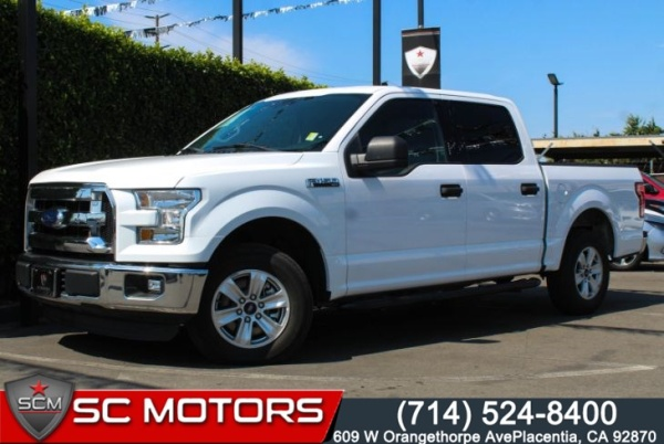 2016 Ford F-150 in Placentia, CA