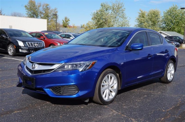 2017 Acura ILX in Twinsburg, OH