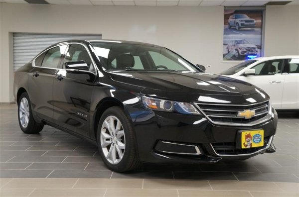 2017 Chevrolet Impala in Twinsburg, OH