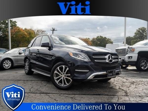 2016 Mercedes-Benz GLE in Tiverton, RI
