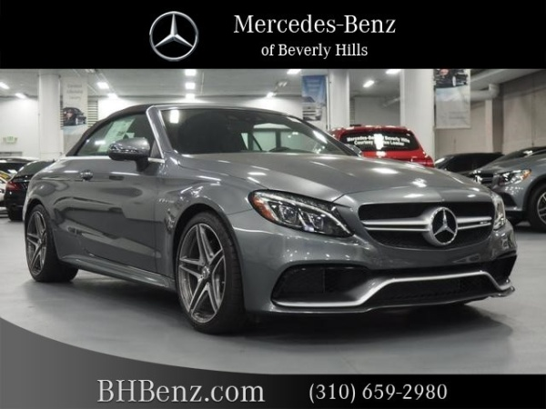 2018 Mercedes-Benz C C 63 AMG