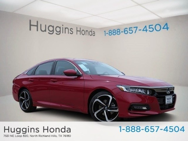 2019 Honda Accord in North Richland Hills, TX
