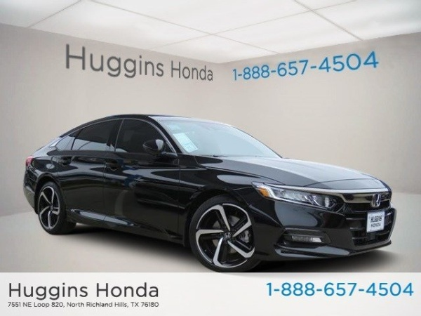 2019 Honda Accord in North Richland Hills, TX