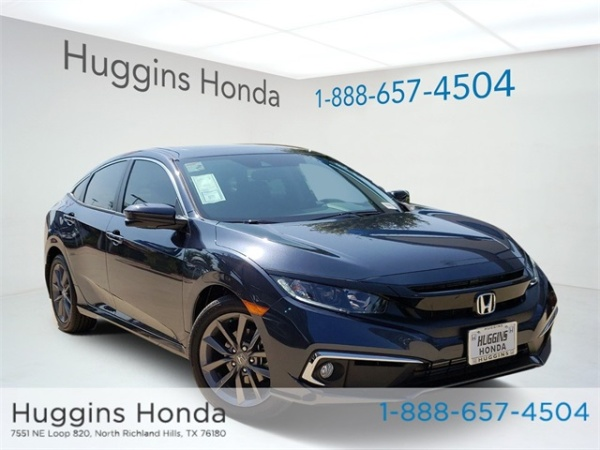 2020 Honda Civic in North Richland Hills, TX